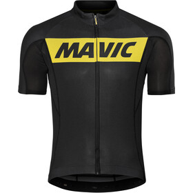 Mavic Cosmic Jersey Herr black